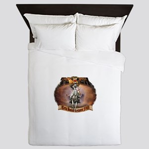 Torch Queen Duvet
